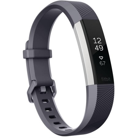 Fitbit Alta Hr Heart Rate Wristband   Large