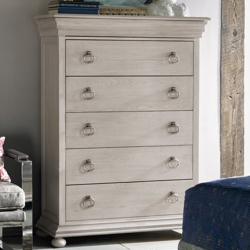 One Allium Way Effie 6 Drawer Lingerie Chest