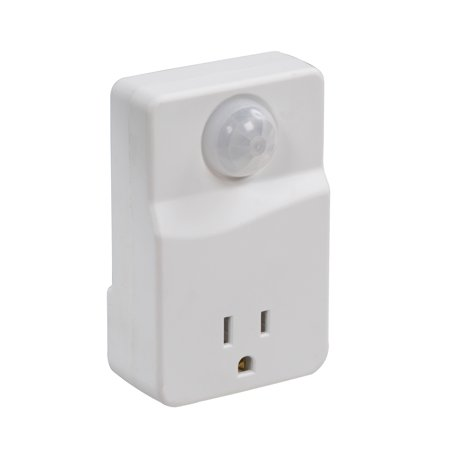 (Westek MLC4BC Indoor Plug-In Motion Activated Light Control)