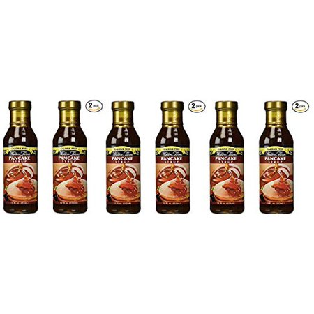 Walden Farms Pancake Syrup, 12 Ounce (Pack of 6)