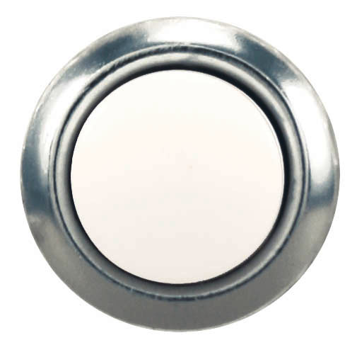 Heath-Zenith Wired Replacement Button (Set of 3)