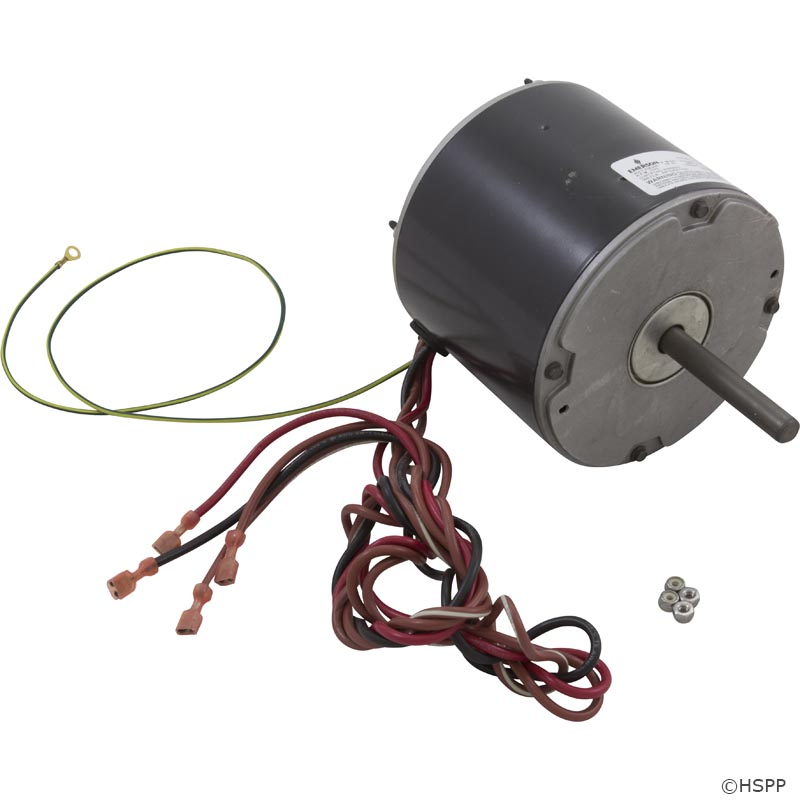 Hayward Motor-Fan, 1/3 Hp 1075 Rpm