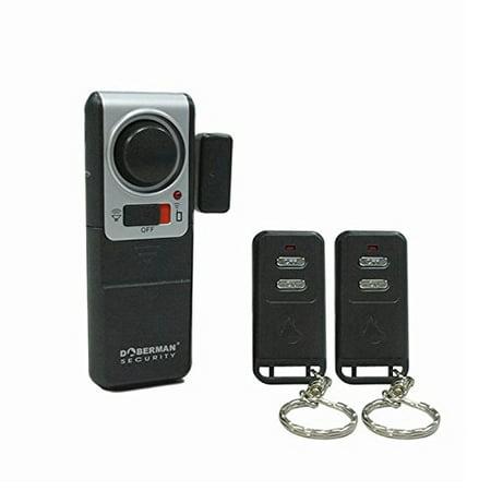 Doberman Security Se 0119a Wireless Door Alarm With 2