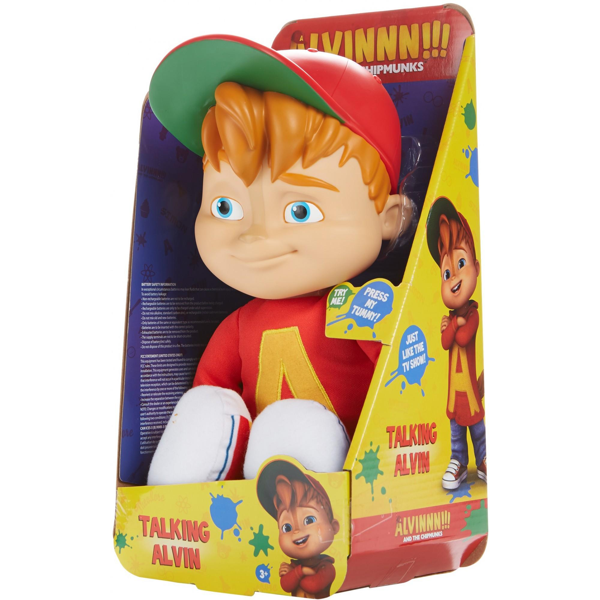 Recommend alvin 46 the chipmunks toys remarkable, very