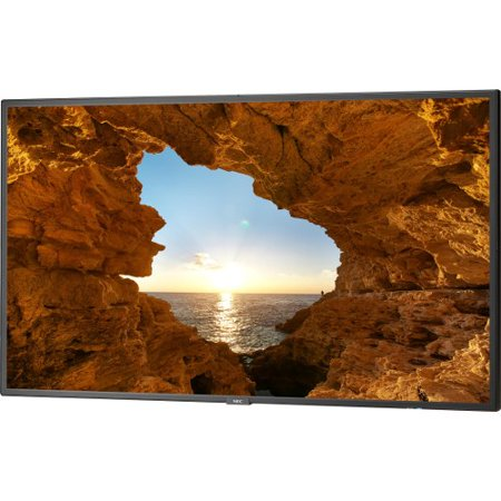 "NEC Display 48"" Commercial-Grade Large Format Display with Integrated Tuner - 48"" LCD - 1920 x 1080 - Edge LED - 500 Nit - 1080p - HDMI - USB - DVI - SerialEthernet"