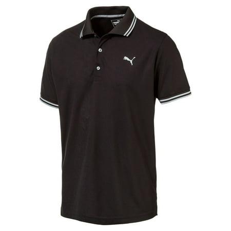 Puma Essential Pounce Pique Polo Mens Golf Shirt   New 2017