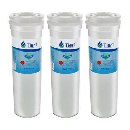Tier1 Replacement for Fisher & Paykel 836848, 836860 Refrigerator Water Filter 3 (Fisher Paykel Glass Refrigerator)
