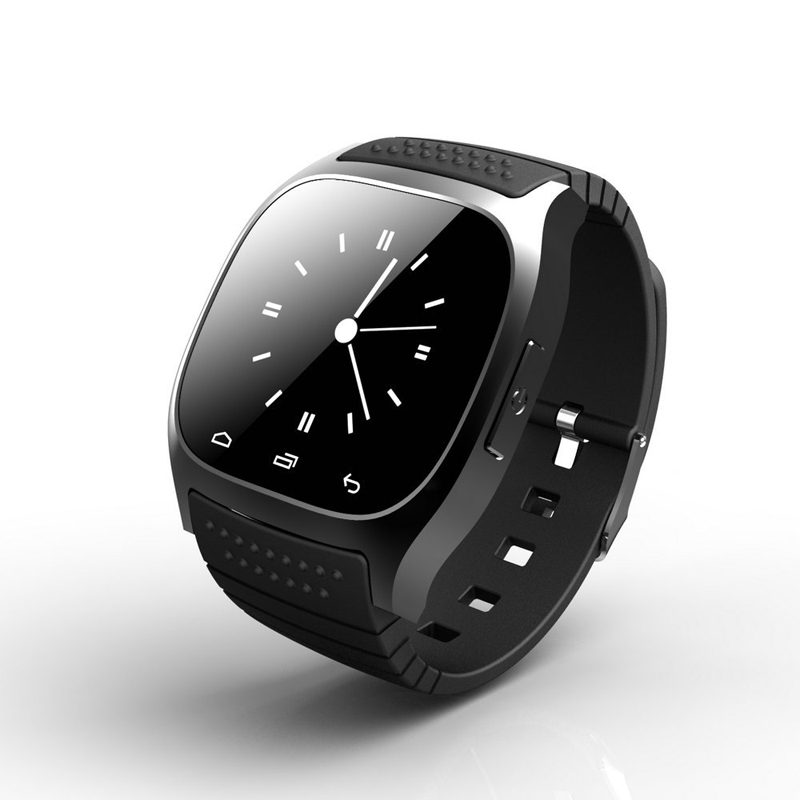 TechComm M26 Bluetooth Smart Watch for Android Phones Bluetooth Music