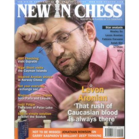New in Chess Magazine 2017/5 : Read by Club Players in 116
