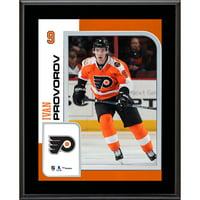 "Ivan Provorov Philadelphia Flyers Fanatics Authentic 10.5"" x 13"" Sublimated Player Plaque - No Size"