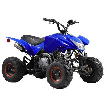 T4B T1 REBEL ATV 110cc KIDS Dirt Quad Recreational Outdoors, Off-Road, All Terrain, 4 stroke, single-cylinder, air-cooled - Green - image 4 de 5