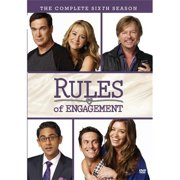 Rules Of Engagement: The Complete Sixth Season (Anamorphic Widescreen)