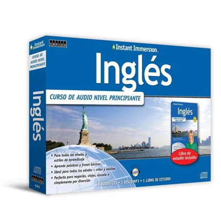 Instant Immersion Ingles Beginner Audio Course