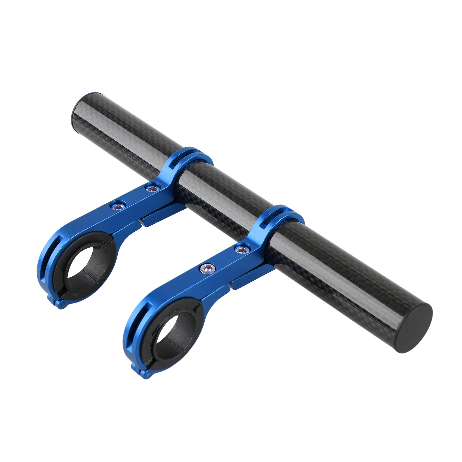Bicycle Accessories Bike Bracket Handlebar Extension Flashlight Mount Carbon Fiber Extender Aluminum Alloy Holder Space Saver