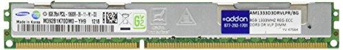 Addon-Memory 8 GB DDR3 1333 (PC3 10600) RAM AM1333D3DRVLPR/8G