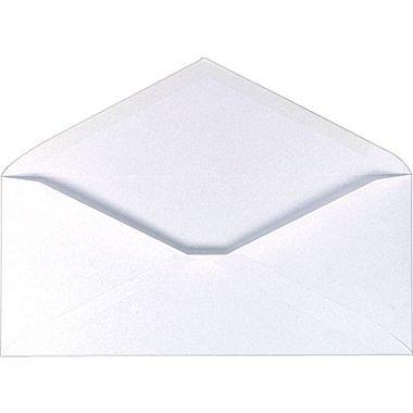 Staples Gummed #6 3/4 Standard Business Envelopes, 500/Box (187005/19252) 3/4 Business Envelopes