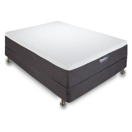 Classic Brands Cool Gel 12 In Ventilated Gel Memory Foam Mattress