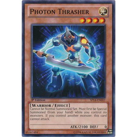 Halloween Hellride Thrasher (YuGiOh Star Pack 2014 Photon Thrasher)