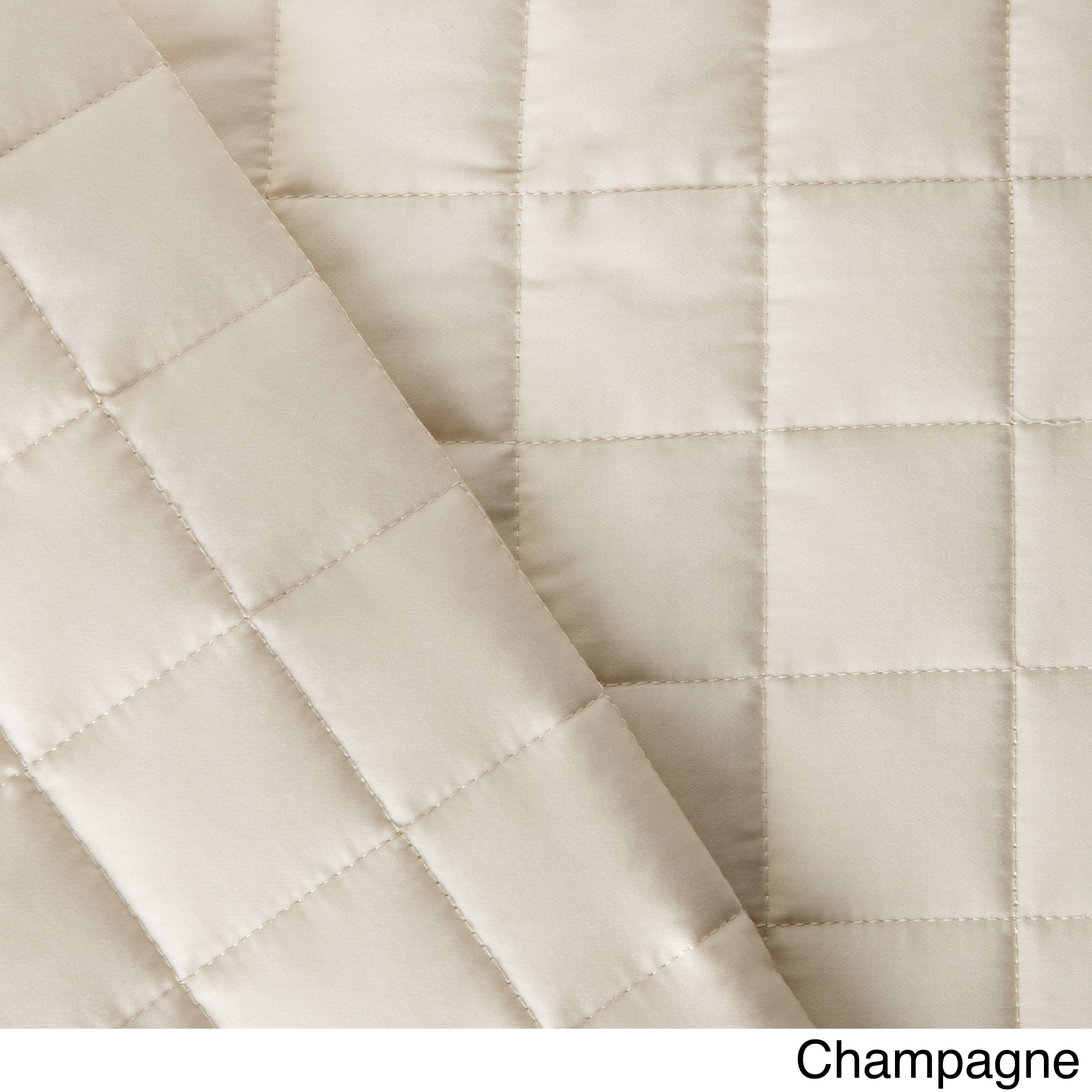 CGG Home Fashions Sensation Cotton Quilt Coverlet