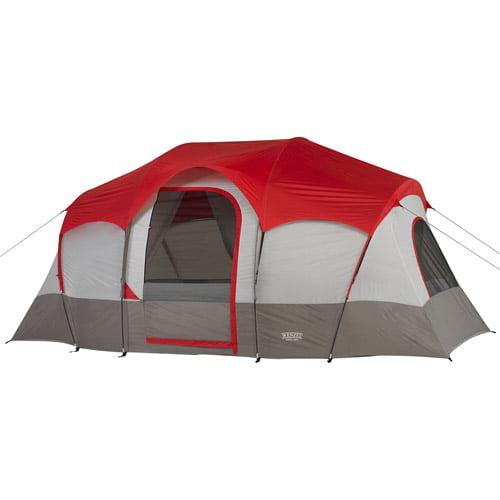 Wenzel Blue Ridge 14' x 9' Tent, Sleeps 7 by Wenzel