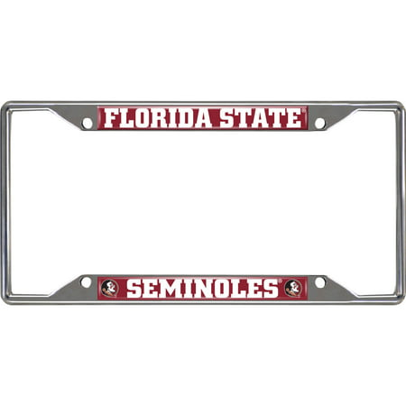 University Of Florida License Plate Frames - Florida State University License Plate Frame