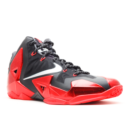sneakers for cheap 93c35 5478d Nike - Men - Lebron 11  Miami Heat  - 616175-001 - Size ...