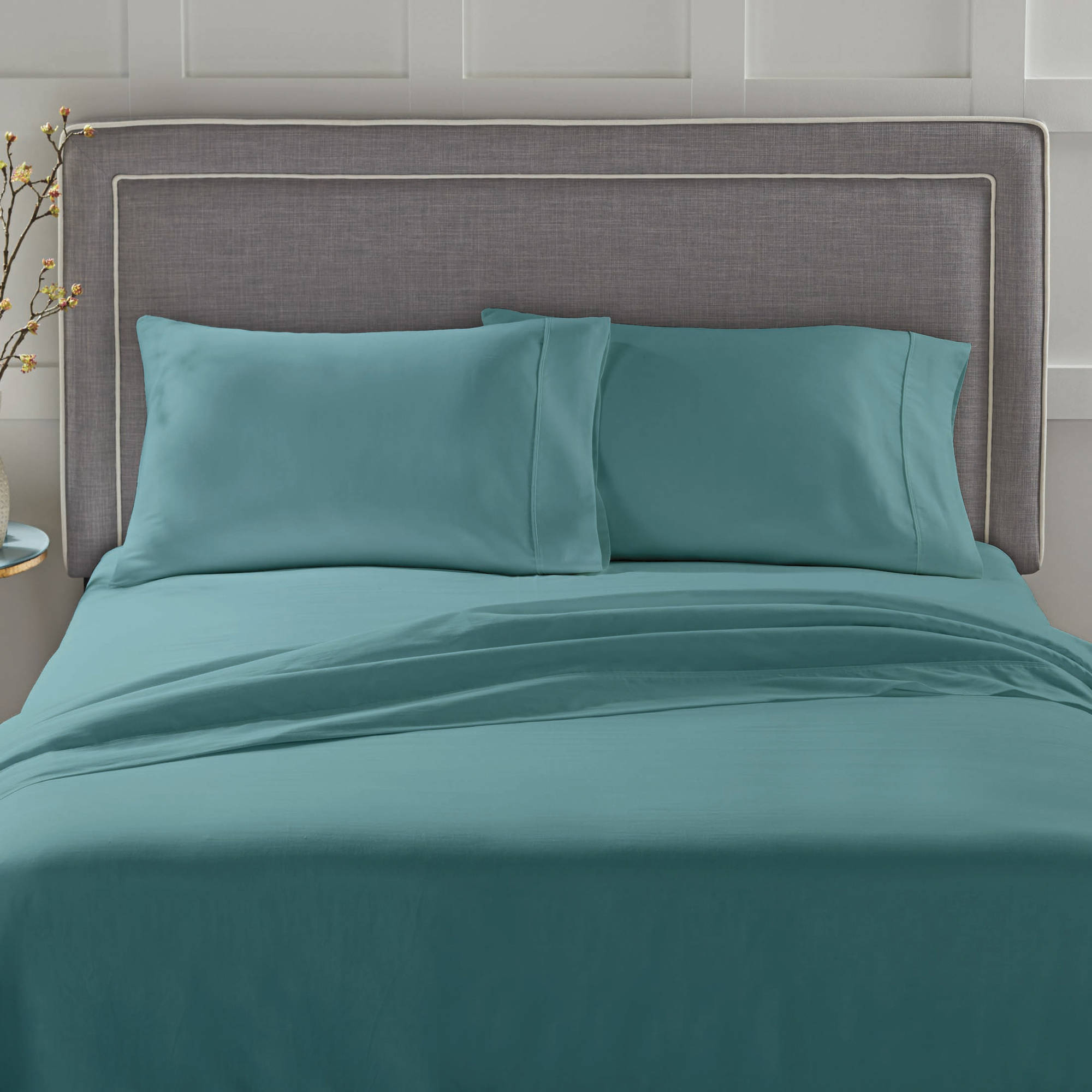 Better Homes and Gardens 300 Thread Count Sheet Collection - Walmart.com