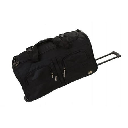 Luxury Luggage ROCKLAND 30 Inch ROLLING DUFFLE-