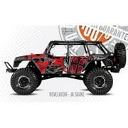 FreqEsKinz Revelator Wrap Axial Jeep Rubicon FRQ18020
