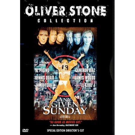 - Any Given Sunday (DVD)