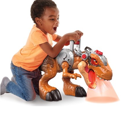Imaginext Jurassic World Jurassic Rex Escape