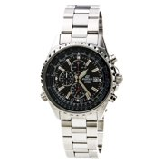 Men's EF527D-1AV Edifice Stainless Steel Multi-Function Chronograph Watch