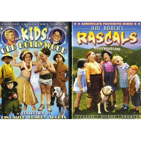 Kids of Hollywood: Hal Roachs Rascals / Kids of Old Hollywood (DVD)