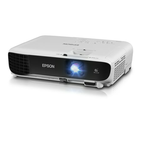 Epson EX3260 SVGA 3,300 lumens color brightness (color light output) 3,300 lumens white brightness (white light output) HDMI 3LCD