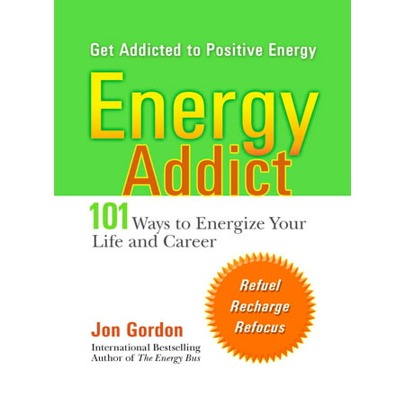 Energy Addict : 101 Physical, Mental, and Spiritual Ways to Energize Your