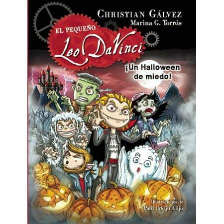 ¡Un Halloween de miedo! / A Scary Halloween! for $<!---->