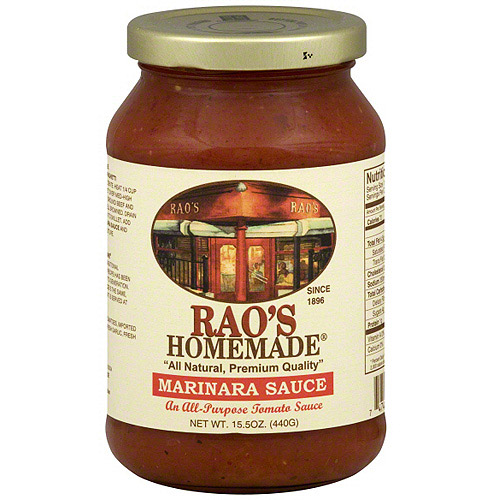 Rao's Homemade Marinara Sauce, 15.5 oz (Pack of 6)