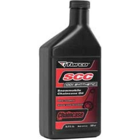Torco International Corp S790010YE Snowmobile Synthetic Chain Case Oil - 500ml.