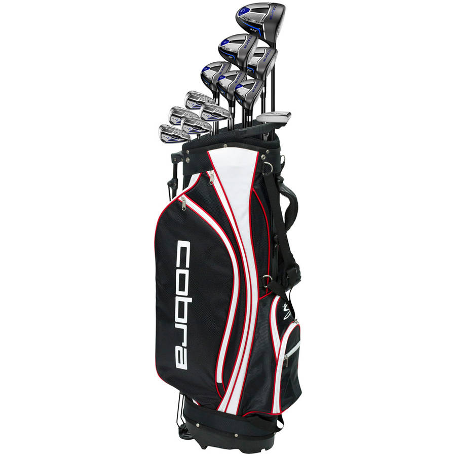 NEW Cobra Golf Fly-Z XL V2 13 Piece Complete Club Set w/ ...