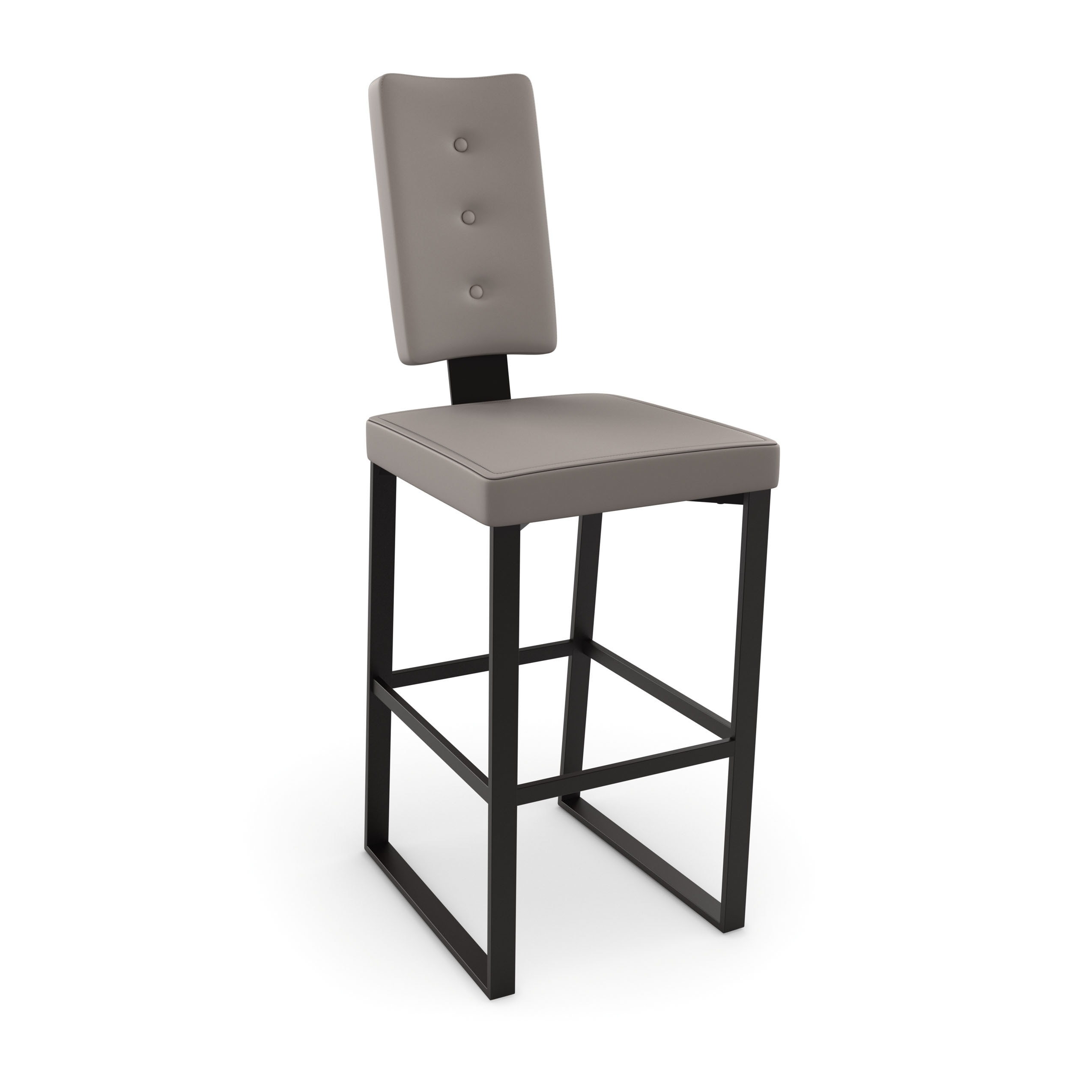 Amisco Soho 26 Inch Metal Counter Stool Walmartcom