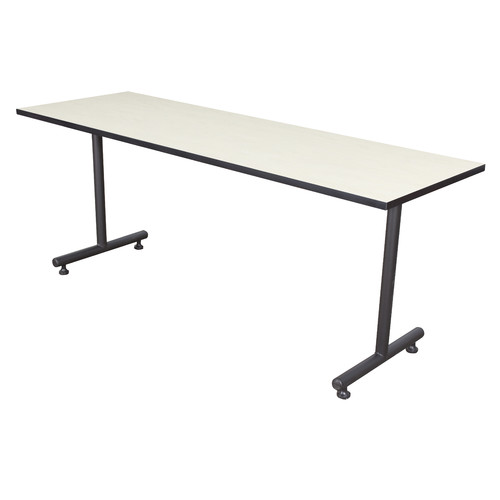 "Regency Kobe 72"" x 24"" Training Table, Multiple Finishes"