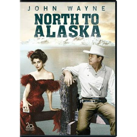 North To Alaska (DVD) (24k North Central Dvd)