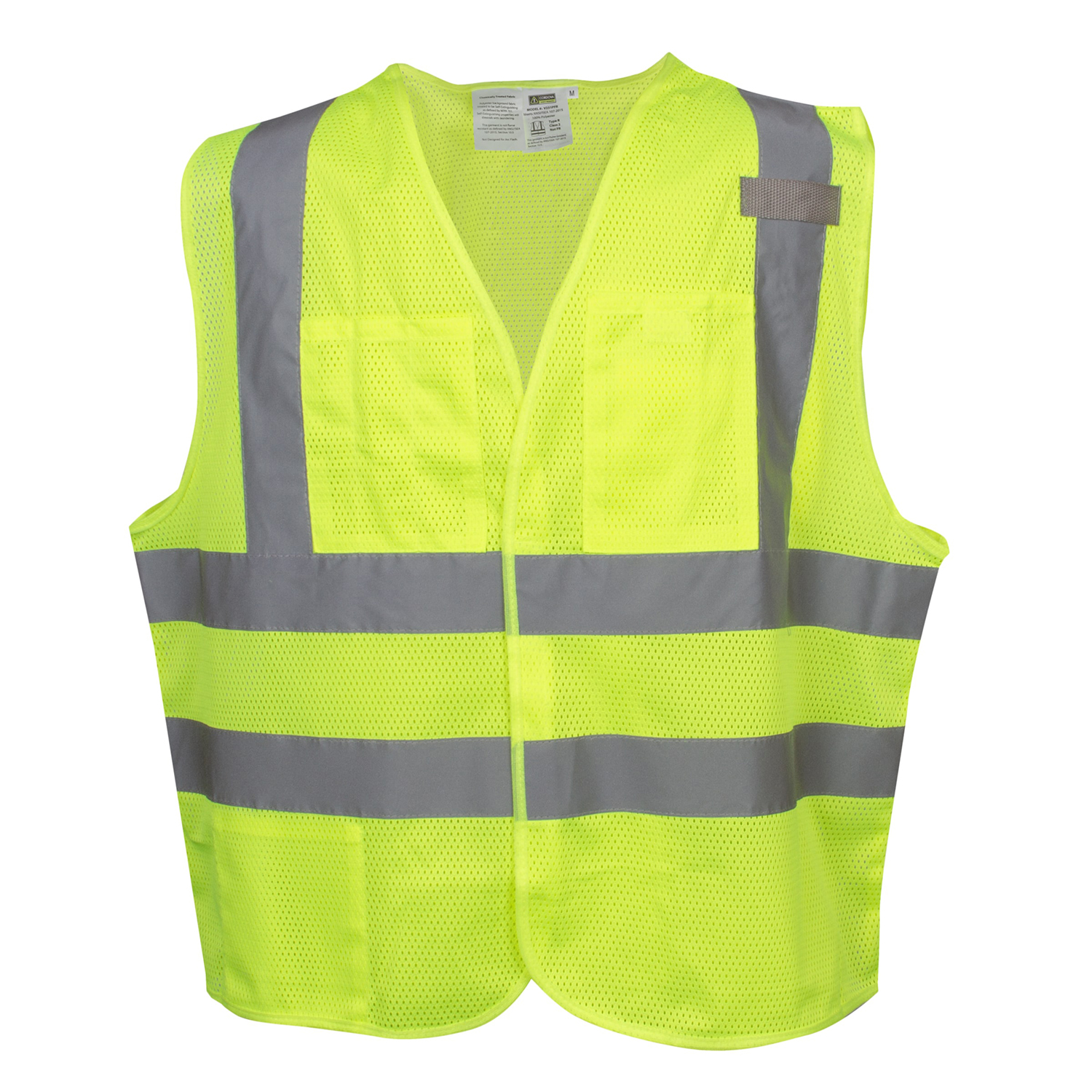 Reflective Vest Tee LED Light Outdoor Sport Safety Tank Top Camp Hike Cycling US