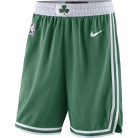 Boston Celtics Nike 2019/20 Icon Edition Swingman Shorts - Kelly Green