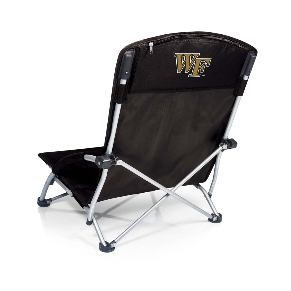 Wake Forest Tranquility Chair (Black)