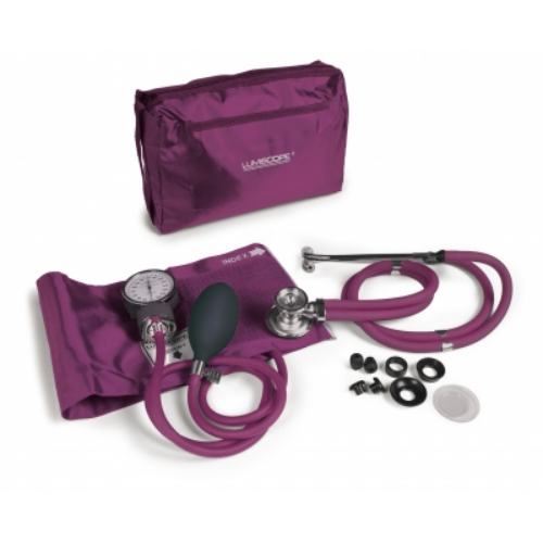 """Lumiscope Professional Combo Kit Blood Pressure Monitor"""