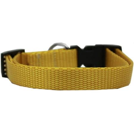 Adjustable Breakaway Cat - Nylon Cat Safety Adjustable Breakaway Collars 6 to 10 inch x 3/8