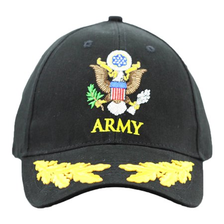 US Army Military Cap With Scrambled