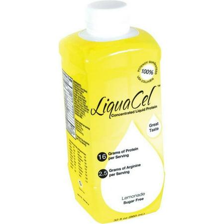 Liquacel Concentrated Liquid Protein, Sugar Free Lemonade 32 oz](Lemonade Concentrate Recipe)