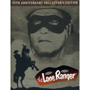 The Lone Ranger: 75th Anniversary Collector's Edition by GENIUS PRODUCTS INC